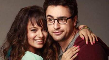 Kangana Ranaut, Imran khan, Nikhil Advani, Katti batti, Kangana ranaut Imran Khan, Kangana Imran, Kangana Ranaut Imran, Kangana ranaut katti batti, actress Kangana ranaut, Kangana Ranaut in Katti Batti, Imran Khan in Katti Batti, entertainment news