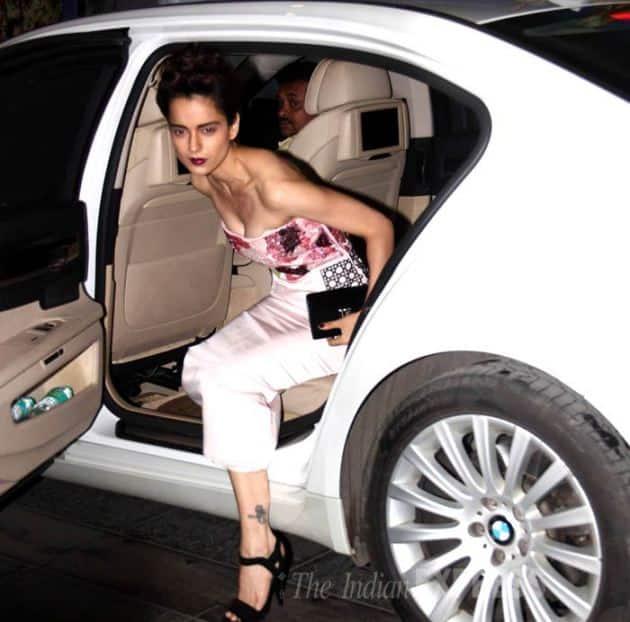 Kangana Ranaut, Tanu Weds Manu Returns, Tanu Weds Manu Returns Success bash