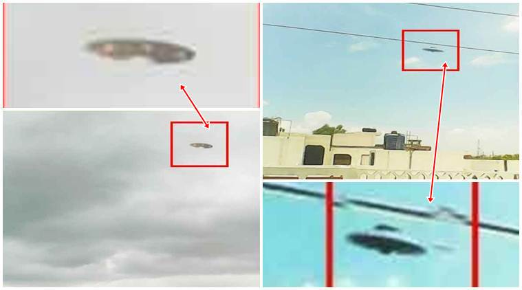 Kanpur UFO, UFO in India, Unidentified Flying Object, ufo photo