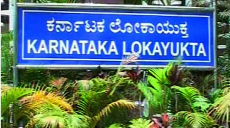 Karnataka Lokayukta, Karnataka Lokayukta extortion racket, Karnataka Lokayukta corruption, Karnataka Lokayukta scam, Karnataka Lokayukta extortion scam, corruption, criminal conspiracy, Shivarame Gowda, V Shankare Gowda, Karnataka news, india news, nation news