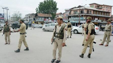 Kashmir violence: Asked to file FIR against DSP, cops book dead youth