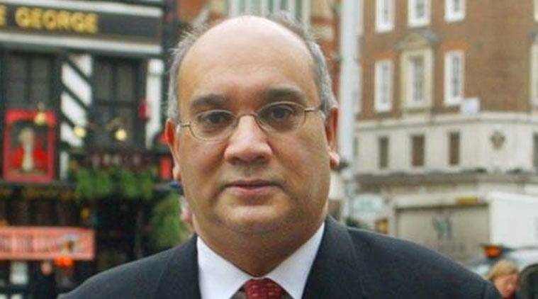 British MP Keith Vaz.
