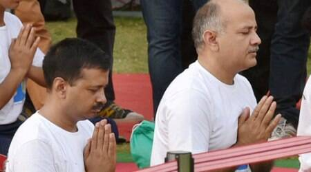 One should not politicise Yoga, says Arvind Kejriwal