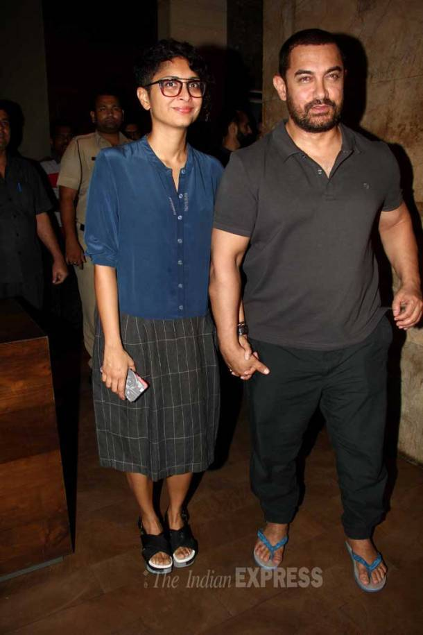 aamir khan, kiran rao, dil dhadakne do, raj thackeray, sharmila thackerey, amit thackerey, dil dhadakne do movie, aamir khan kiran rao, aamir khan dil dhadakne do, dil dhadakne do movie, entertainment , bollywood