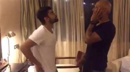 WATCH: Virat Kohli makes his Dubsmash debut in style