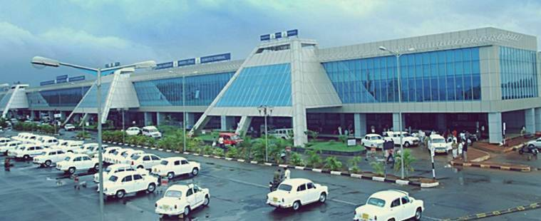 The Kozhikode International Airport is at Karippur in Kerala.