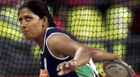 Krishna Poonia to get her London Olympics sixth-place finish certificate