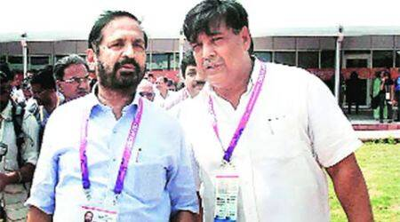 Lalit Bhanot gets a firm foothold in Asianbody