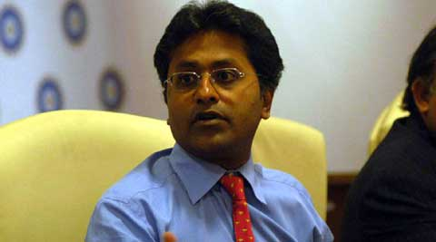 BCCI to look into Lalit Modi's 'interest' in 3 IPL teams