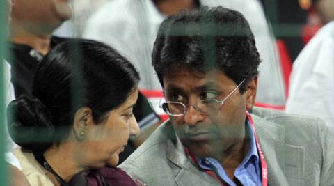 LIVE: Never requested British govt for Lalit Modi's visa, says Sushma Swaraj