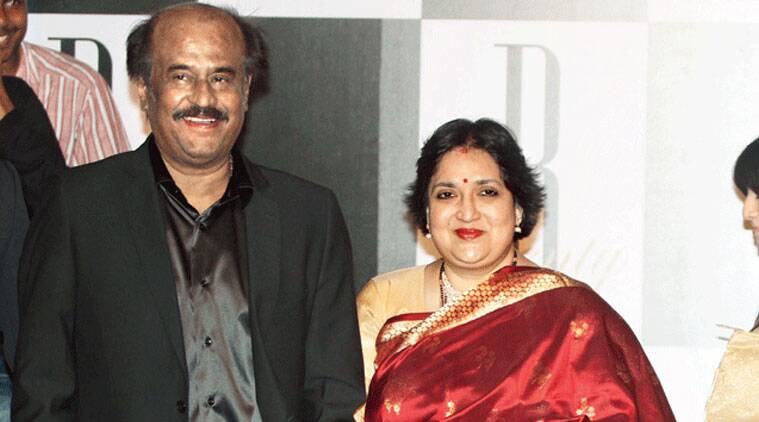 Latha Rajinikanth involved in new controversy