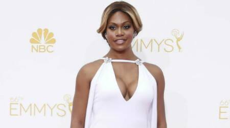 """Laverne Cox finds her success """"veryscary"""""""