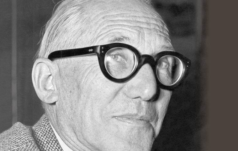 Le Corbusier. (File Photo)