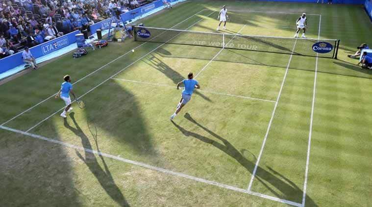 Rafael Nadal, Leander Paes, Daniel Nestor,  Marc Lopez, ATP Aegon Championships, Tennis news, Sports news, Queens Club