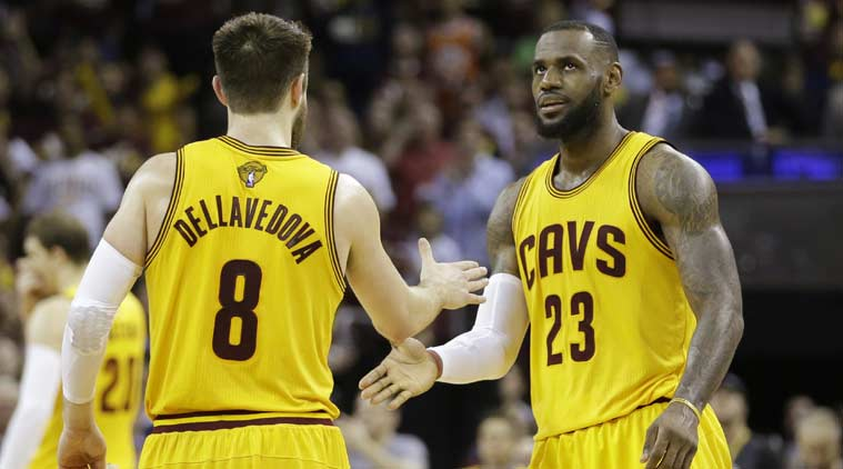 bc604f81b288 NBA Finals Game 3  Cleveland Cavaliers extend lead after LeBron ...