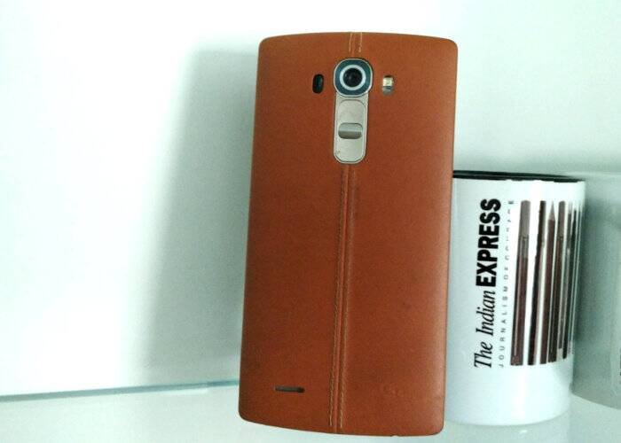 LG G4 flagship smartphone launch 5