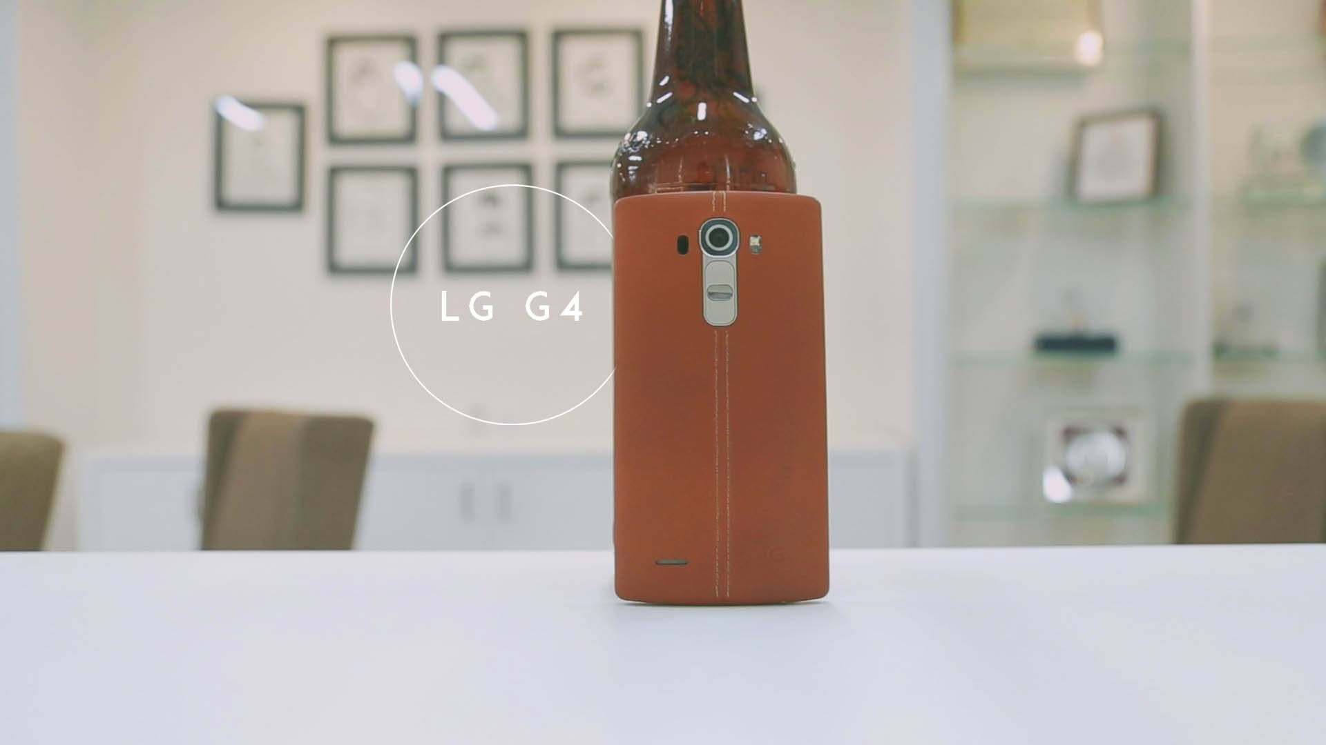 The LG G4 Review