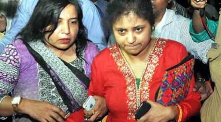 Somnath Bharti, Lipika Mitra, Arvind Kejriwal tweet, Somnath Bharti arrest, Lipika Mitra thanks, Arvind Kejriwal, Bharti wife Lipika, Nation news, India news