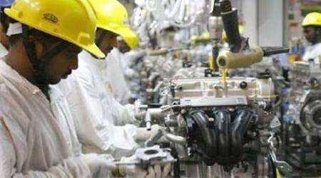 Nikkei India PMI: Manufacturing growth slips to 7-monthlow