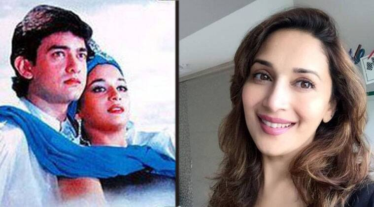 Madhuri Dixit, anupam kher, dil, madhuri, madhuri dixit in dil, dilm movie, dil 25 years, 25 years of dil, entertainment news