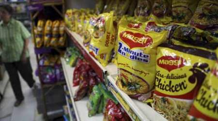 Maggi noodles clear tests, company shares surge over 5 per cent