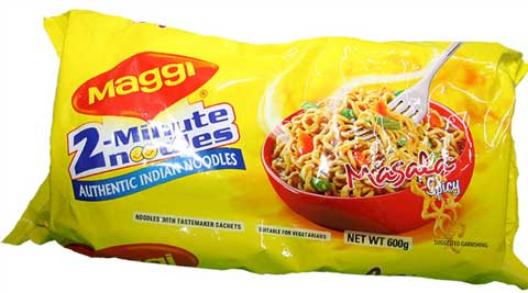Nestle India soars 10% as FSSAI-approved lab finds Maggi safe for consumption