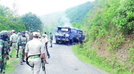 18 Army men killed in Manipur, Naga rebel outfit NSCN-K claimsresponsibility