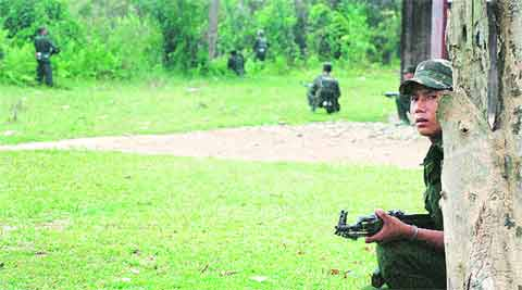 NSCN (IM) cadres in eastern Bangladesh contact Mizoram officials for possible transit assistance throughstate