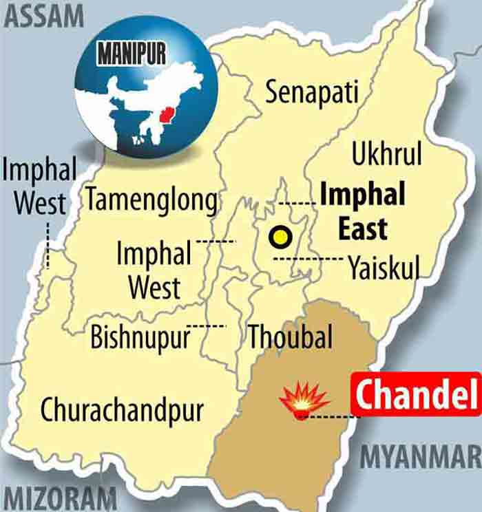 Deputy Killed 4 Others Wounded In Ambush Attack: Manipur Ambush: 18 Army Men Killed, 11 Injured