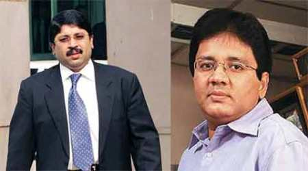 Aircel-Maxis case: Dayanidhi, Kalanithi Maran summoned asaccused