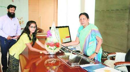 12-year-old donates part of her prize money to CM fund