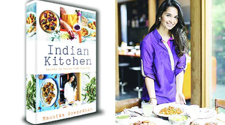 talk, book, cook book, food, food and wine, Maunika Gowardhan, Uk chef, Chef Maunika Gowardhan, Indian Express