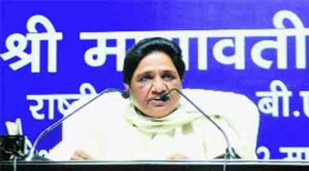 The Return Of Mayawati