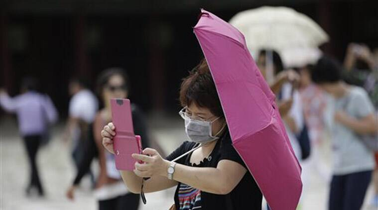 South Korea, Middle East Respiratory Syndrome, MERS, MERS outbreak, MERS coronavirus, MERS virus, MERS death, MERS fatality, MERS case, MERS infection, Camel virus, Camel flu, Seoul news, South Korea news, Asia news, World news, International news, indian express