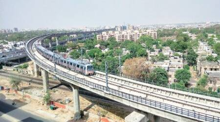 Ahmedabad Metro project, metro project, APMC, DPR, Gujarat govt, MEGA, GEC,JICA, Metrorail route, ahmedabad newsm, city news, local news, Gujarat news, Indian Express