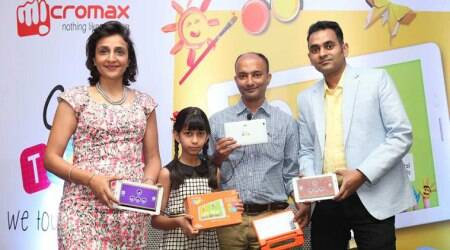Micromax Mobiles, Micromax Canvas Tabby, Eddy Kid's tablet, Micromax Kid's tablet, tablet PC, technology news