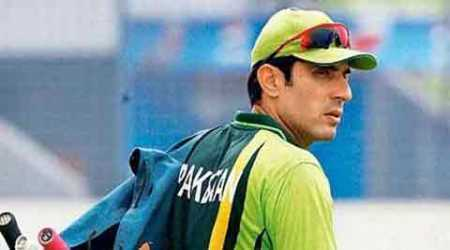 Misbah-ul-Haq's SUV confiscated byauthorities