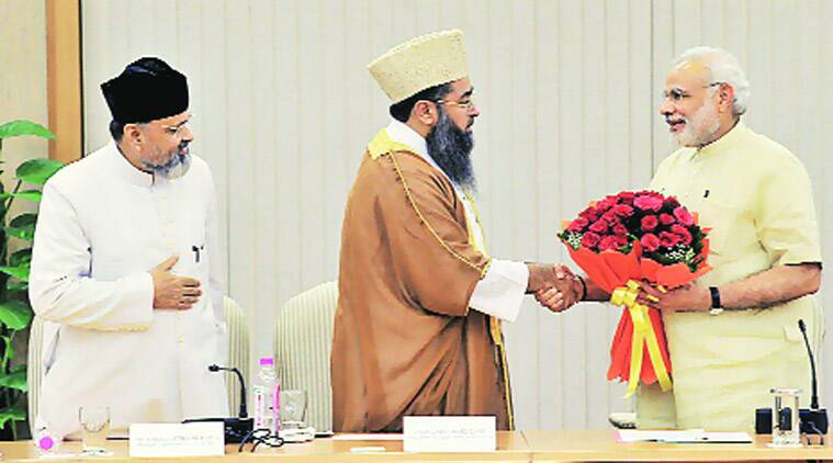 Narendra Modi, PM modi, modi muslims speech, modi Muslim leaders meet, muslims leaders modi meeting, muslim community, communal tension, communal violence, india news, nation news