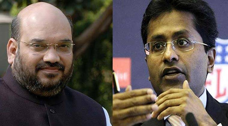 lalit modi, Narendra Modi, Narendra Modi, PM Modi, Lalit Modi, Lalit Modi call Amit Shah, Rajasthan Royals, Gujarat Cricket Association, GCA Narendra Modi, lalit modi news, lalit modi ipl, lalit modi scam, lalit modi travel documents, Lalit Modi IPL, Lalit modi documents, BCCI, Vasundhara Raje, lalit modi controversy, lalit modi row, raje lalit modi row, Sushma lalit row, BCCI-IPL, india news, latest news, lalit modi ipl match fixing, news, Indian express