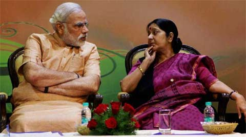 Impossible for PM Narendra Modi to face House if Sushma, Raje don't quit, warns Congress