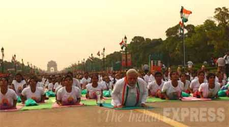 Had no idea PM Narendra Modi would do yoga on Rajpath: AYUSH minister Shripad Naik