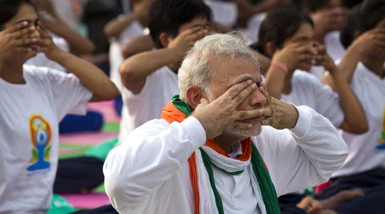 International Yoga Day, yoga day, pm modi, modi yoga, yoga, yoga day modi, rajpath, india yoga, yoga in india, latest news,