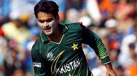 Mohammad Hafeez undergoes bowling test, rushes back to Colombo to rejoin team
