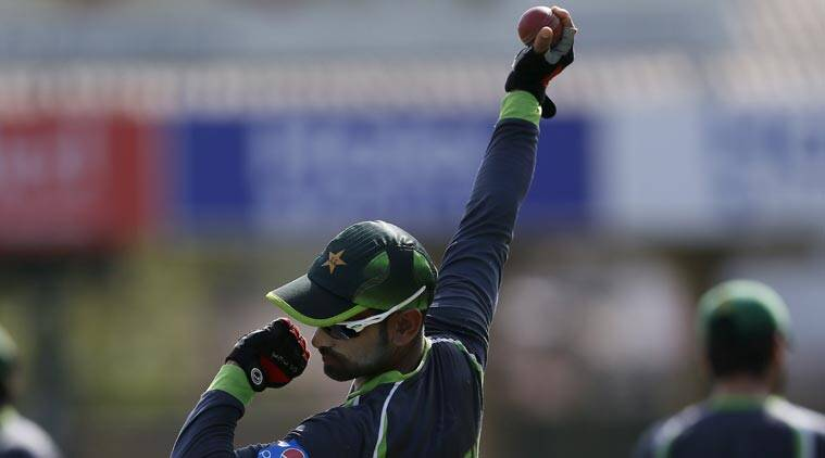 Hafeez banned again for illegal action