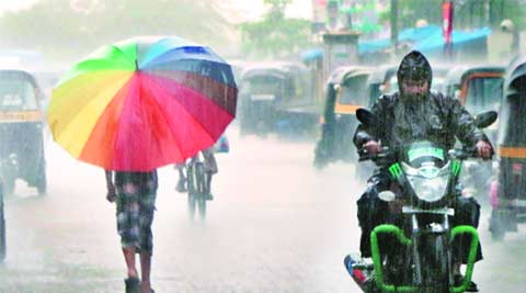 Met, pune rain, mumbai rain, maharashtra rain, maharashtra weather, mumbai rainfall, pune news, weather news, indian express