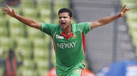 Ind vs Ban: Mashrafe Mortaza, the people's player