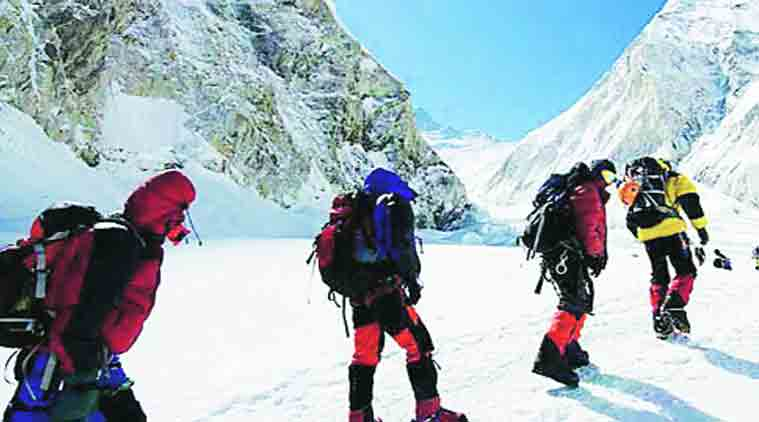 Nepal earthquake, nepal tourism, nepal mountaineering, Pune-based mountaineering groups, pune travel agencies, Everest, Pune news, mumbai news, maharashtra news, india news, nation news, news
