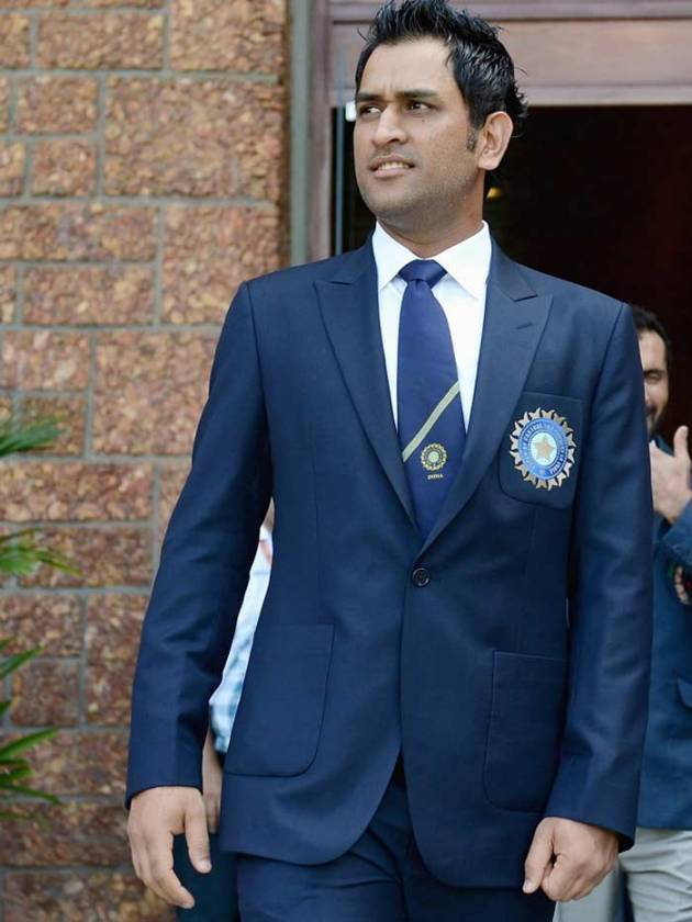 MS Dhoni, Forbes List