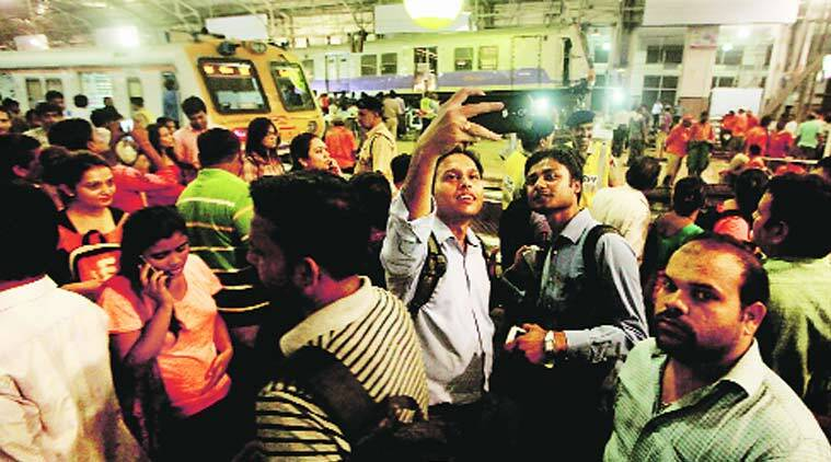 mumbai underground, gandhi bhawan, MPCC, Ashok Chavan, NCP, Raj Purohit, MMRDA, BMC, PWD, MNS, Raj Thackeray, mumbai news, city news, local news, maharashtra news, Indian Express