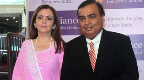 Nita Ambani, Nita Ambani security cover, Ambani security, Ambani VVIP security, Nita Ambani govt security, Nita Ambani Y category security, news, india news, reliance news, latest news